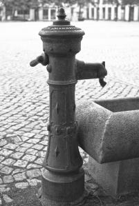 vattenpump